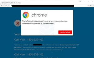 """Remove """"Google Security Warning"""" Fake Alerts (Support Scam)"""