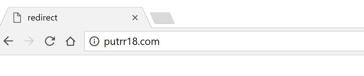 Putrr18.com redirect virus
