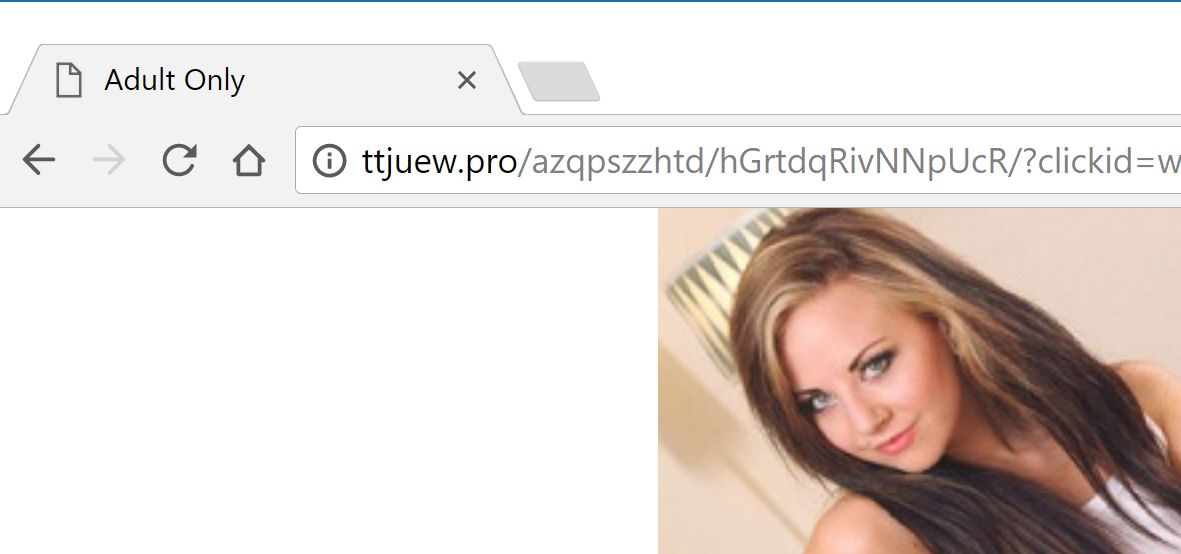 ttjuew.pro redirect virus