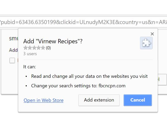 how to add extension to chrome menu