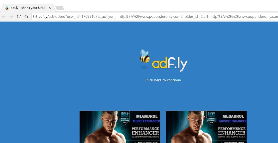 adf.ly redirect virus