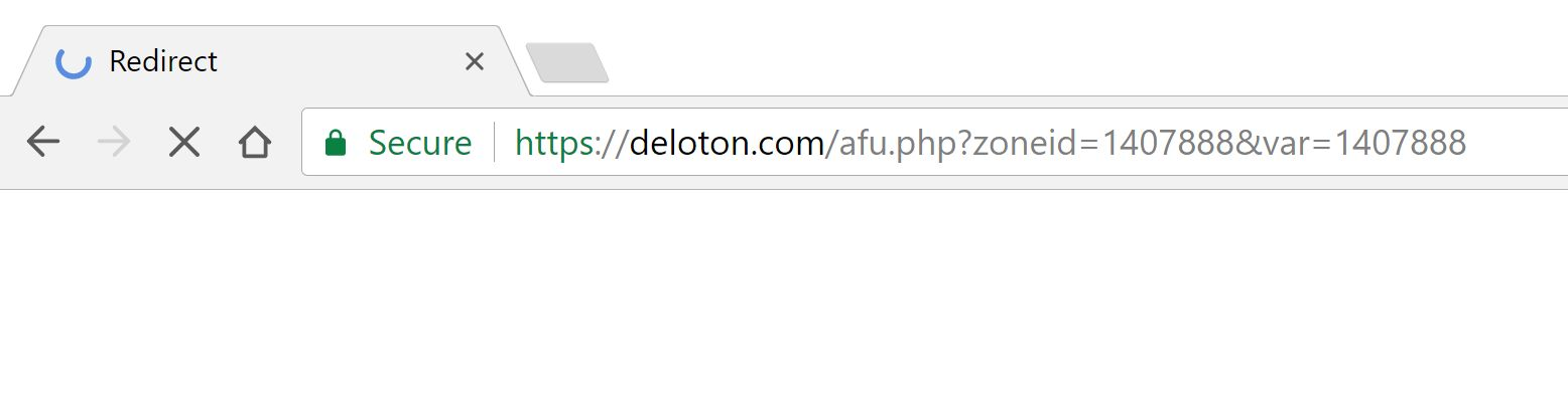How to remove Deloton com redirect (Virus Help Guide)