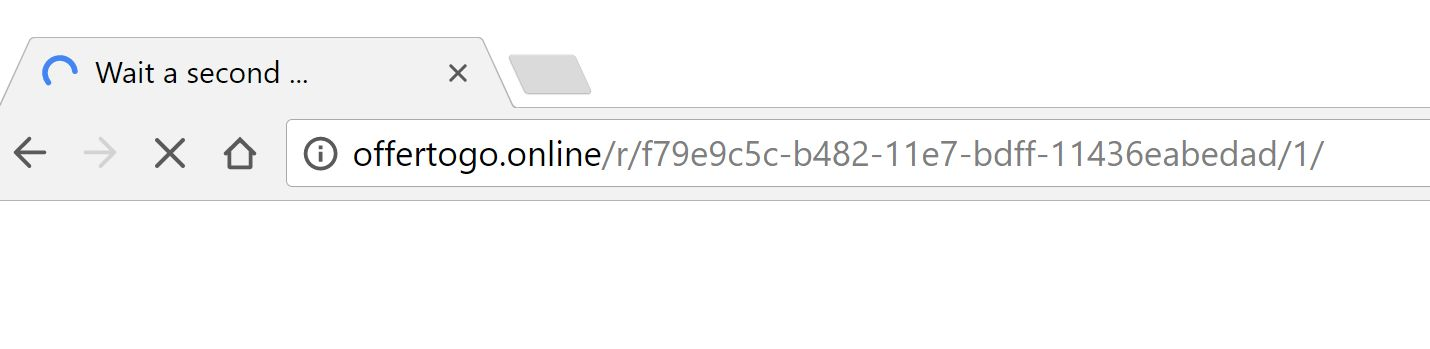 offertogo.online redirect virus
