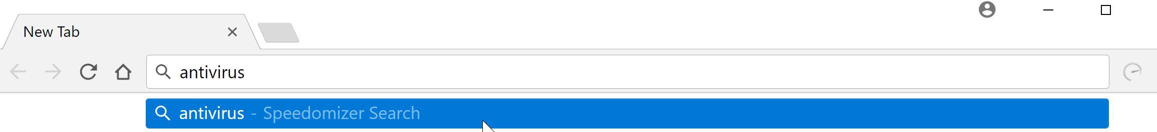 speedomizer search redirect virus