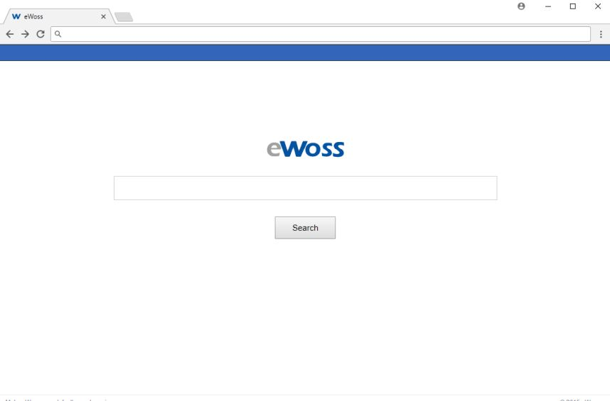 Ewoss.com redirect virus