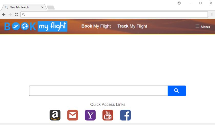 Search.htrackmyflight.co redirect virus