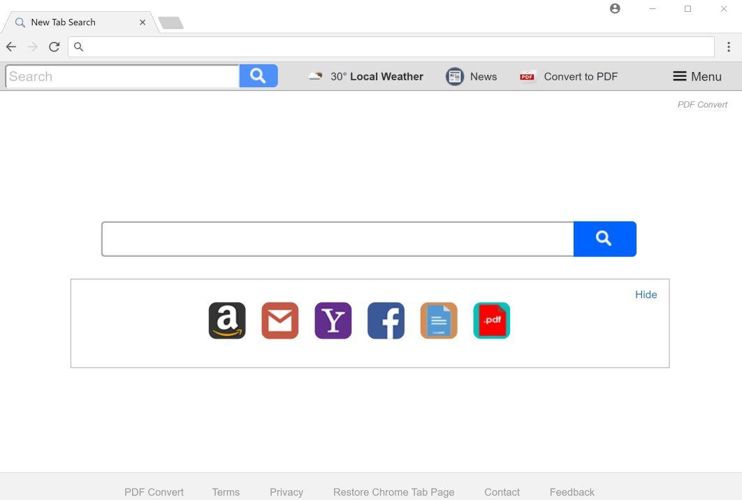 search.searchpdfc.com redirect virus