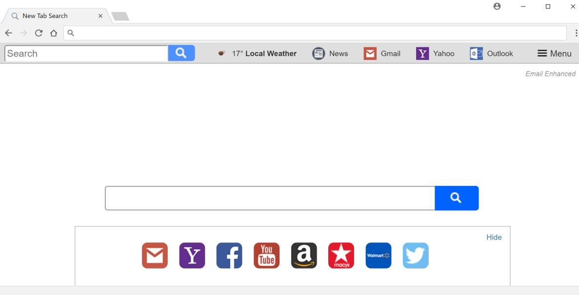 Search.searchemaile.com redirect virus