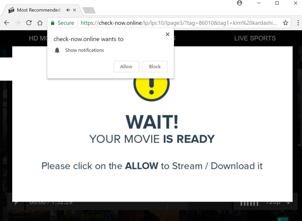 How To Remove Check-now.online Pop-ups (Virus Removal Guide)