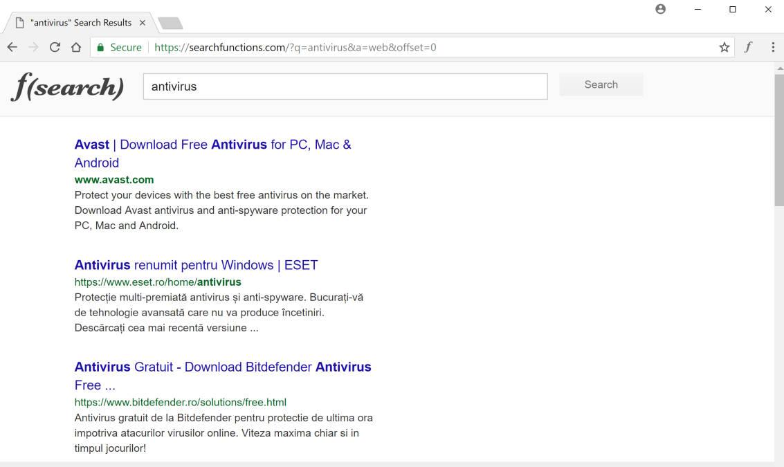 searchfunctions.com redirect virus