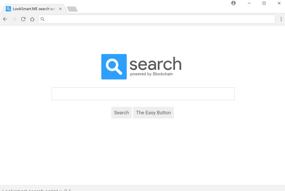 LookSmart.ME Search redirect