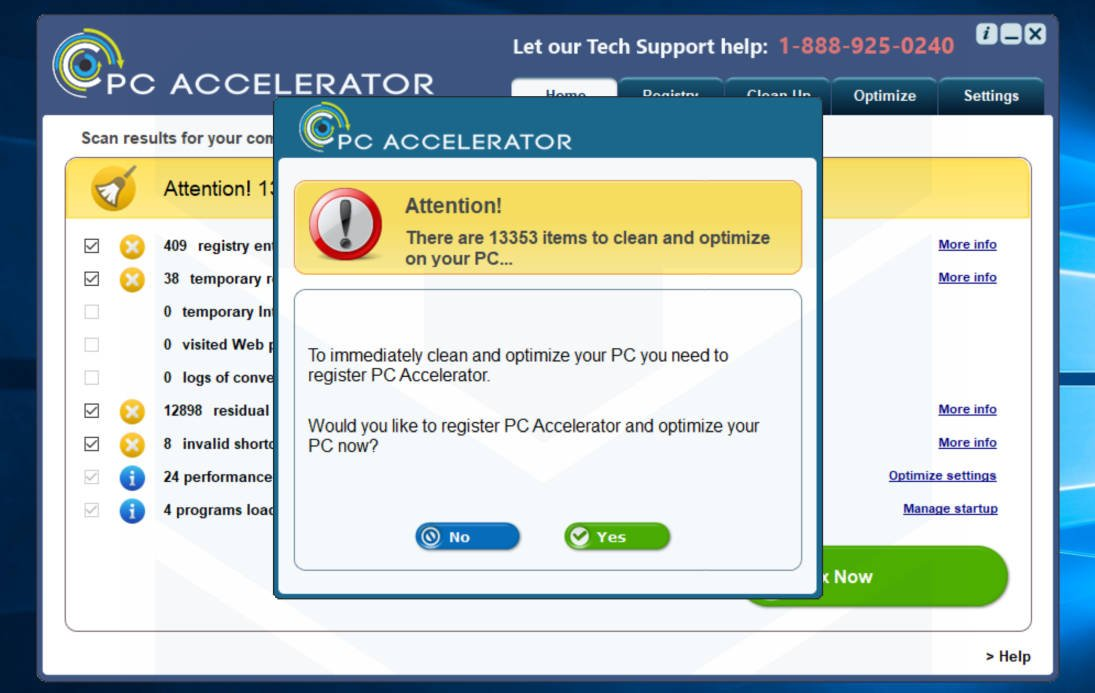 How to remove PC Accelerator from Windows (Uninstall Guide)