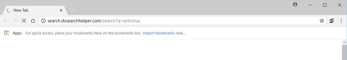 Search.dssearchhelper.com Redirect virus