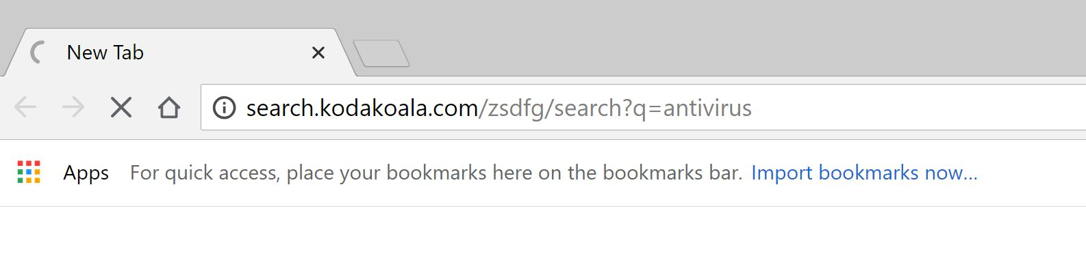 Search.kodakoala.com Redirect Virus