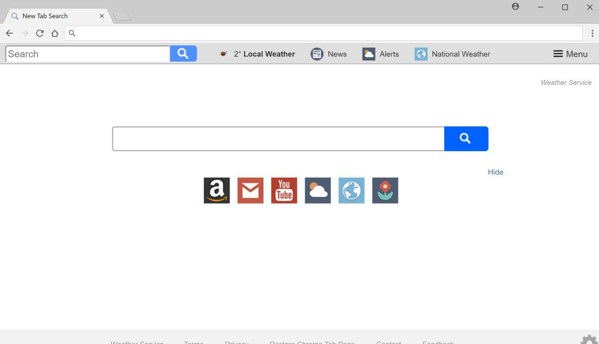Search.searchws2.com redirect virus