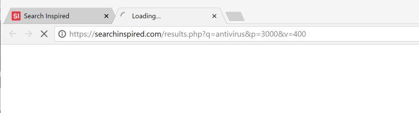 Searchinspired.com redirect virus