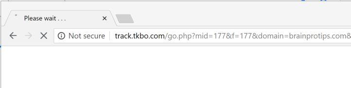 Track.tkbo.com redirect virus