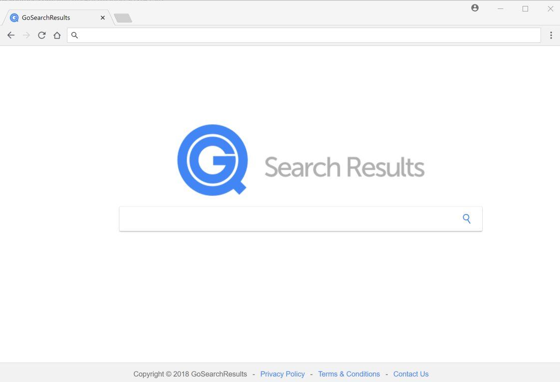 Gosearchresults.com redirect virus