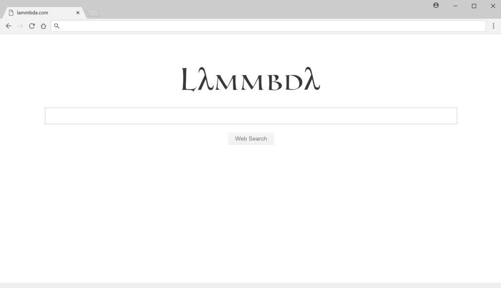 Lammbda.com Redirect Virus