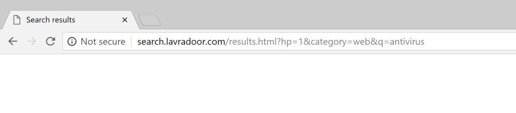 Search.lavradoor.com redirect virus