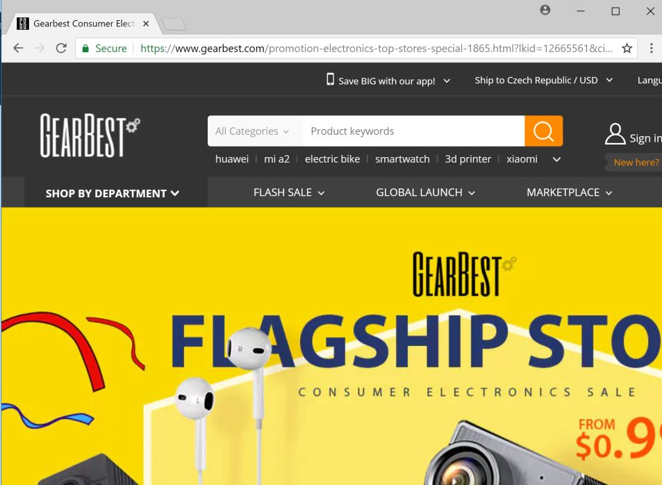 How To Remove Gearbest.com Redirect (Virus Removal Guide)