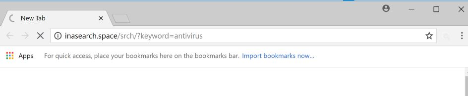 inasearch.space redirect virus