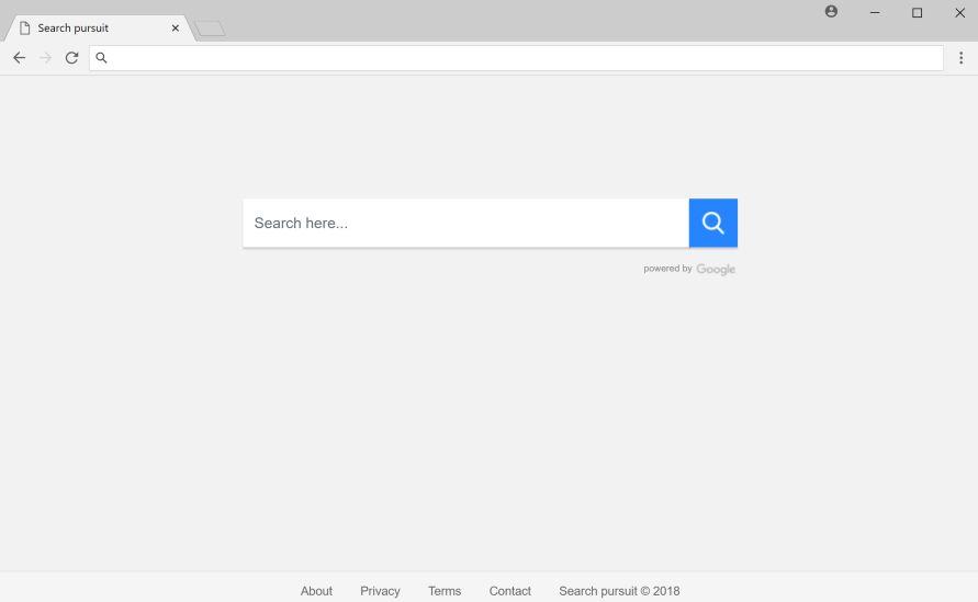 searchpursuit.net redirect virus