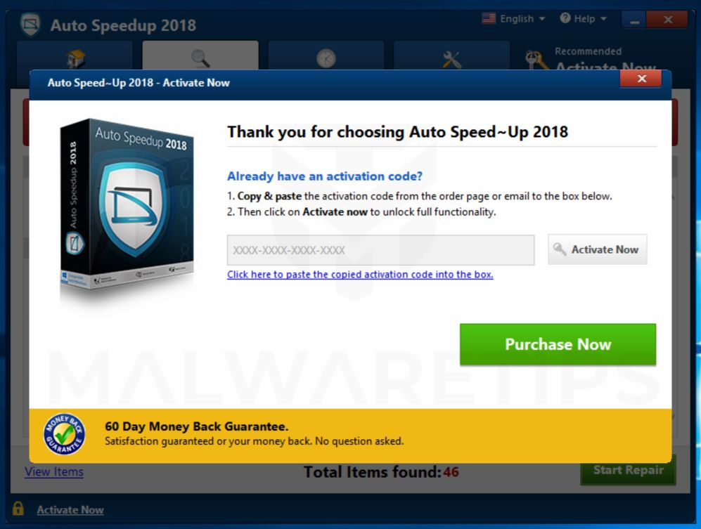 Auto Speedup 2018 POPUP