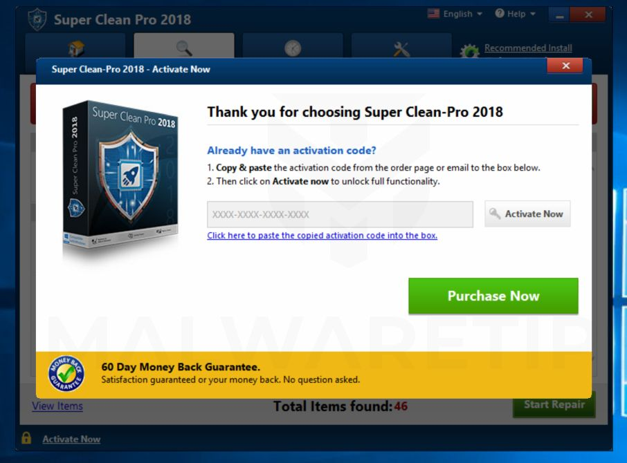 Super Clean-Pro 2018 POPUP