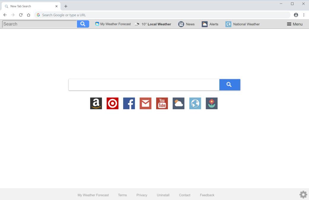 Search.searchmwfc.com redirect virus