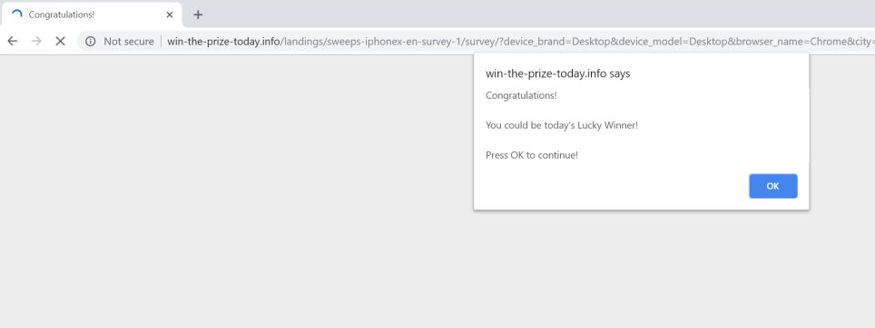 win-the-prize-today.info redirect virus