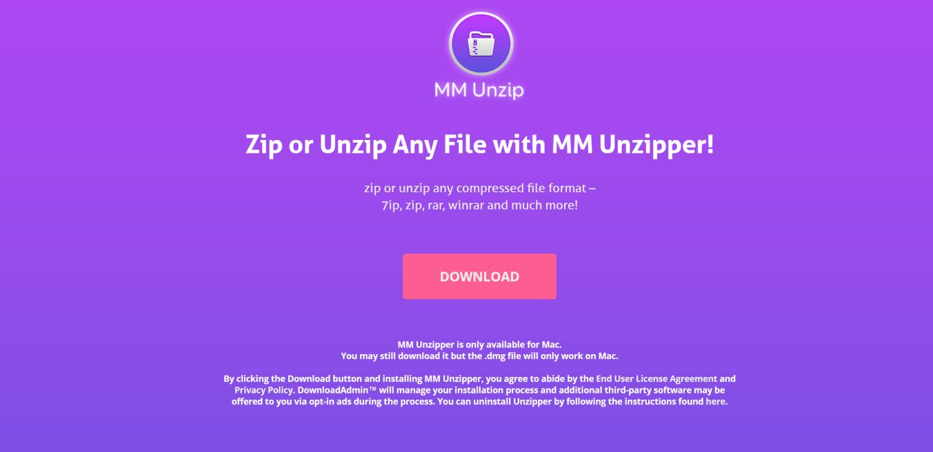How to remove MM Unzip adware from Mac (MacOS Guide)