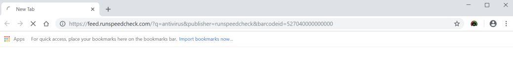 feed.runspeedcheck.com redirect virus
