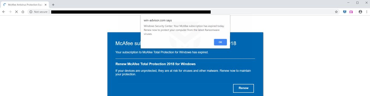 how to turn off auto renewal mcafee