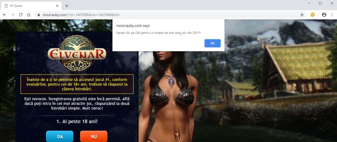 moocauby.com redirect virus