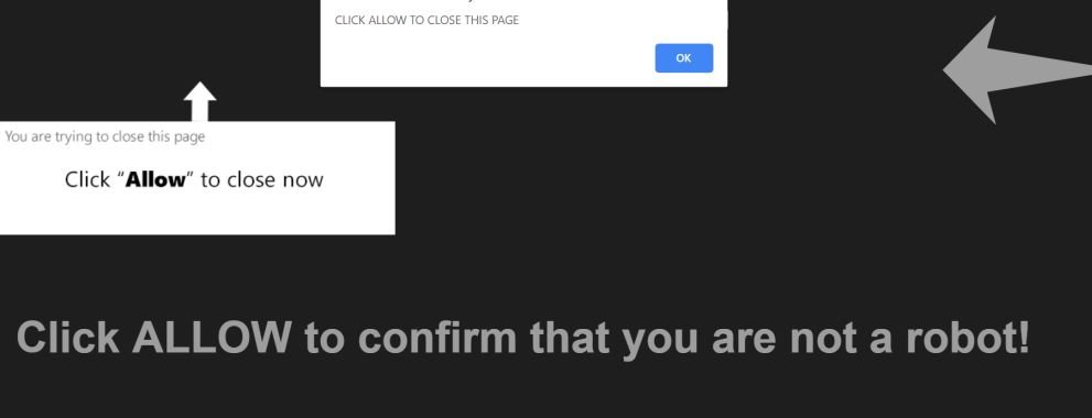 Image: Chrome browser is redirected to the Looksslike.com site