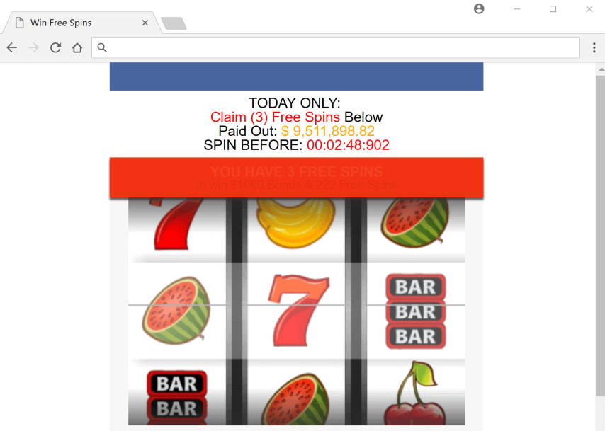 Image: Chrome browser is redirected to the Visit.net-cb15.stream site