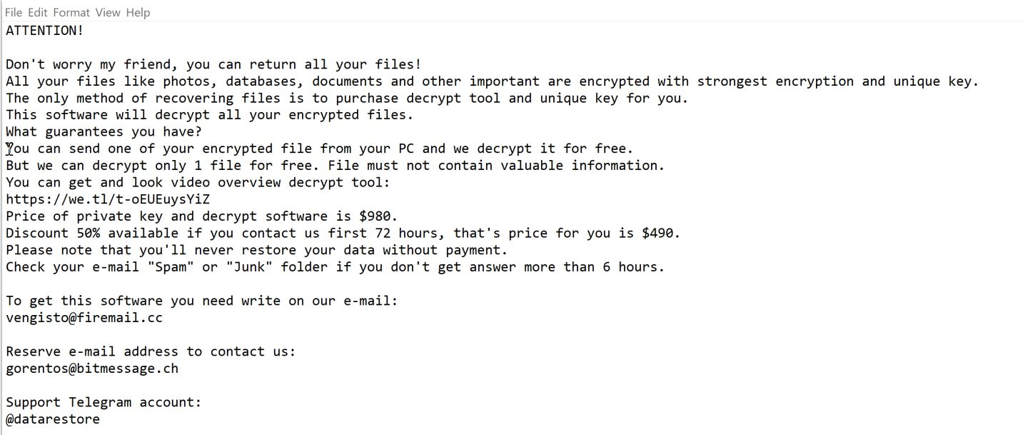 How to remove Dutan ransomware (Virus Removal Guide)