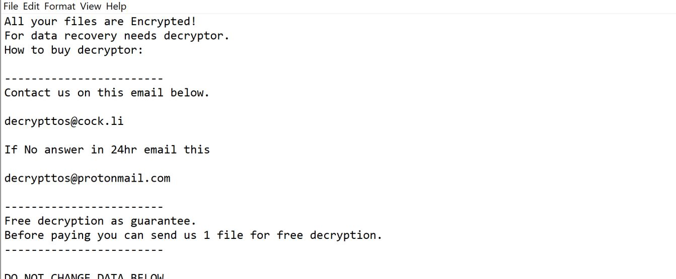 How to remove DCOM ransomware (Virus Removal Guide) | MalwareTips Guides