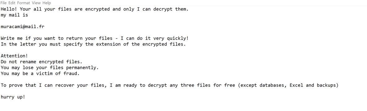 How to remove V6CYE ransomware (Virus Removal Guide)