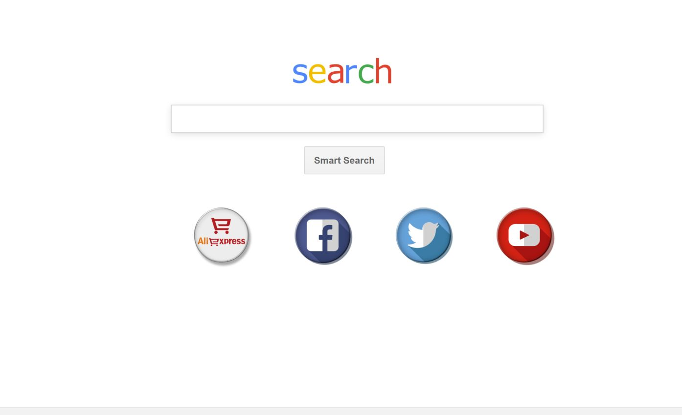 Image: Chrome browser is redirected to Searchmarquis.com