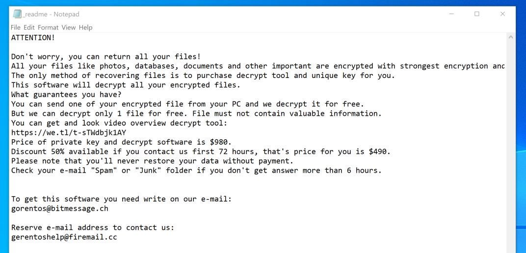 How to remove MOKA ransomware (Virus Removal Guide)