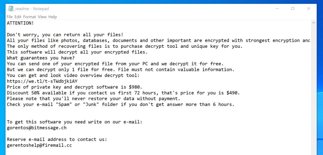 How to remove SETO ransomware (Virus Removal Guide)