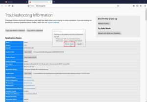 Reset Mozilla Firefox to default settings (Step-by-Step Guide)