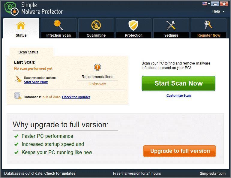 Image: Simple Malware Protector