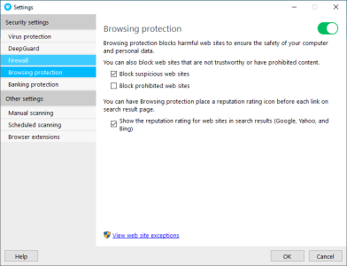 F-Secure Browsing Protection settings.PNG