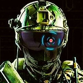 Crop enhanced - An army handout image of a future soldier. (Department of Defense).jpg