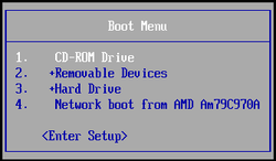 Boot into BIOS Step2