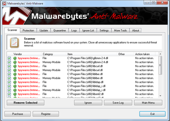 [Image: Scan with Malwarebytes S3]