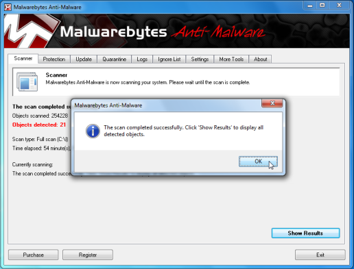 how to delete malware bytes from computer